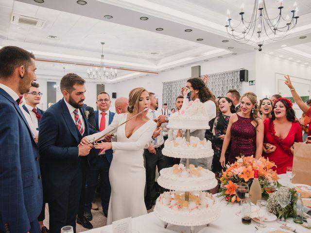 La boda de Fernando y Rocio en Los Villares, Jaén 51