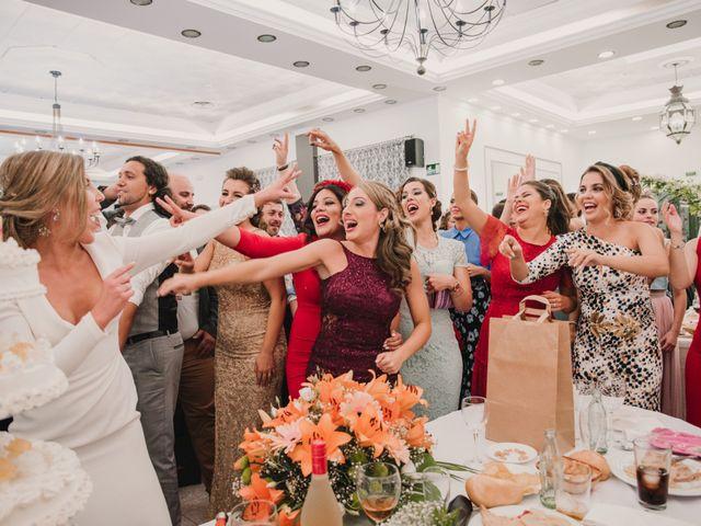 La boda de Fernando y Rocio en Los Villares, Jaén 53
