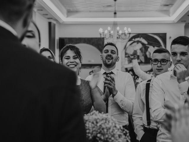 La boda de Fernando y Rocio en Los Villares, Jaén 54
