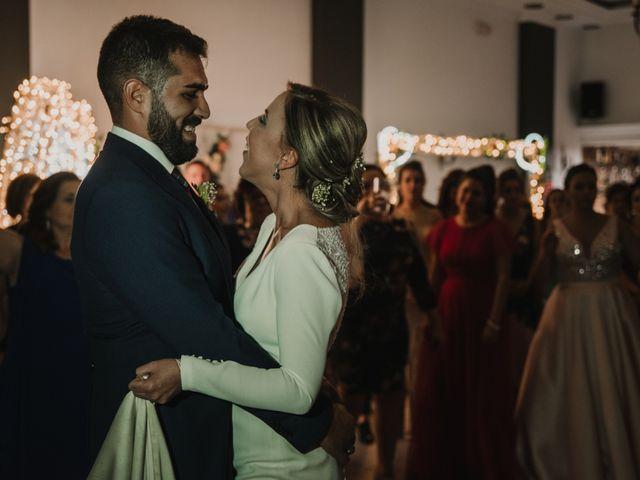 La boda de Fernando y Rocio en Los Villares, Jaén 57