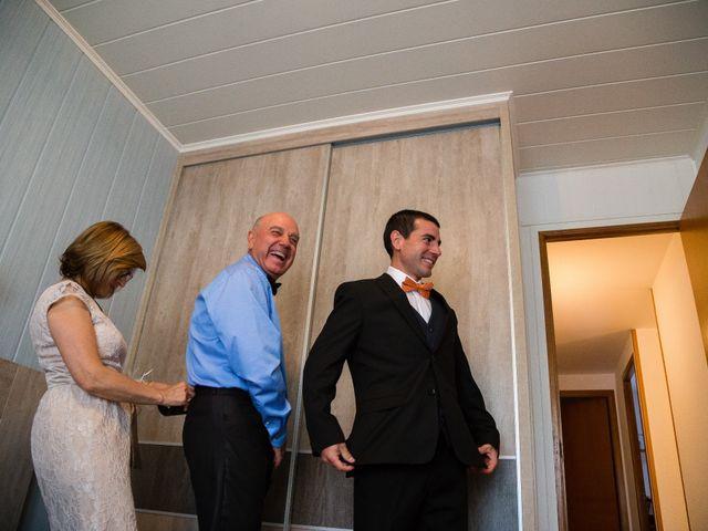 La boda de Albert y Laura en Sant Andreu De La Vola, Barcelona 7