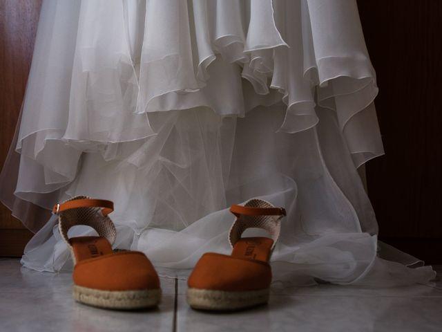 La boda de Albert y Laura en Sant Andreu De La Vola, Barcelona 12