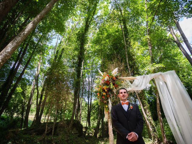 La boda de Albert y Laura en Sant Andreu De La Vola, Barcelona 28