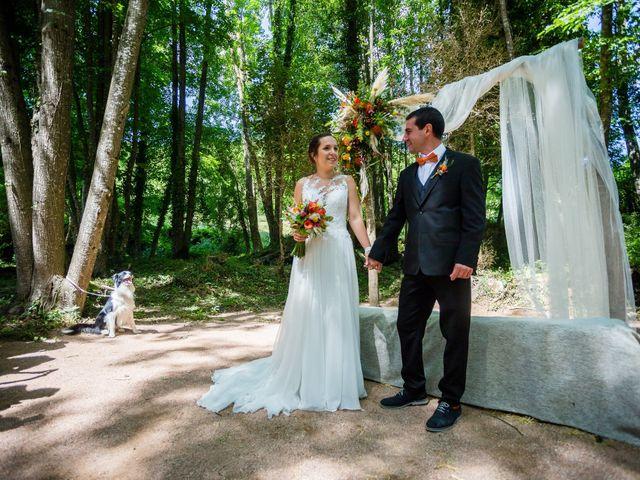 La boda de Albert y Laura en Sant Andreu De La Vola, Barcelona 32