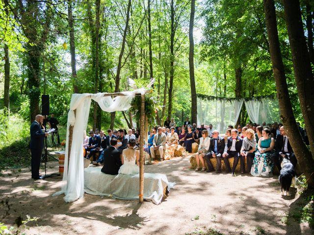 La boda de Albert y Laura en Sant Andreu De La Vola, Barcelona 37