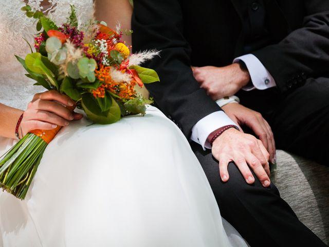 La boda de Albert y Laura en Sant Andreu De La Vola, Barcelona 40