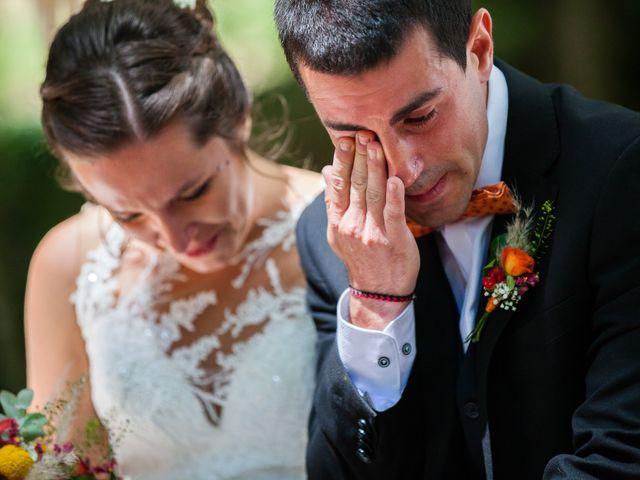 La boda de Albert y Laura en Sant Andreu De La Vola, Barcelona 41