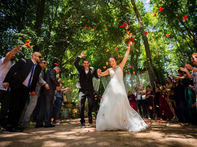 La boda de Albert y Laura en Sant Andreu De La Vola, Barcelona 45