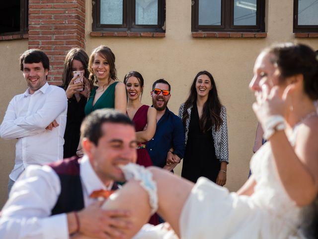 La boda de Albert y Laura en Sant Andreu De La Vola, Barcelona 68
