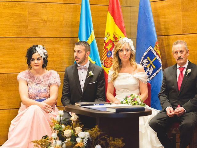 La boda de Álvaro y Alicia en Santa Ana De Abuli, Asturias 16