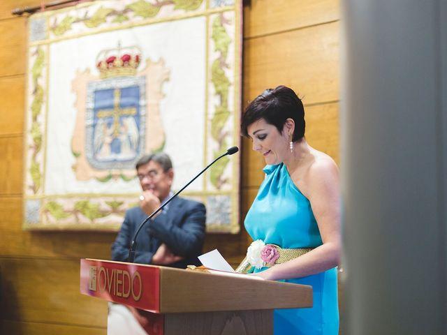 La boda de Álvaro y Alicia en Santa Ana De Abuli, Asturias 17