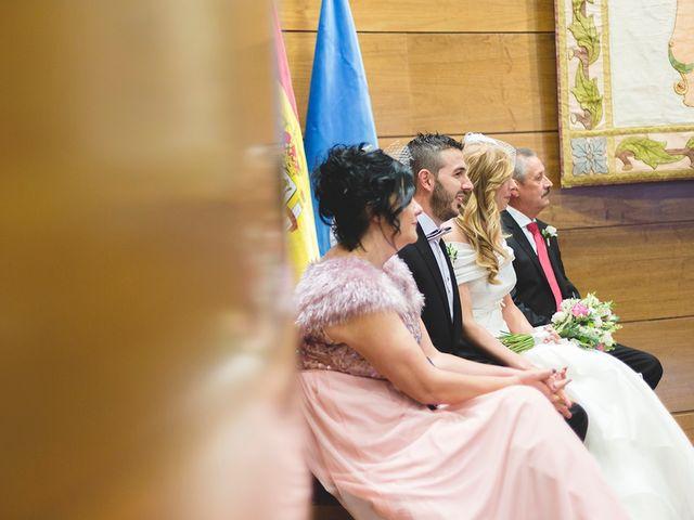 La boda de Álvaro y Alicia en Santa Ana De Abuli, Asturias 18