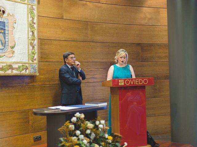 La boda de Álvaro y Alicia en Santa Ana De Abuli, Asturias 19