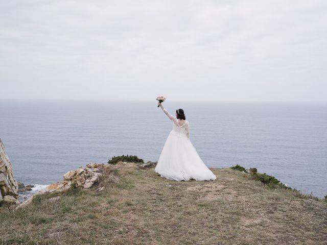La boda de Víctor y María en Piedras Blancas, Asturias 38