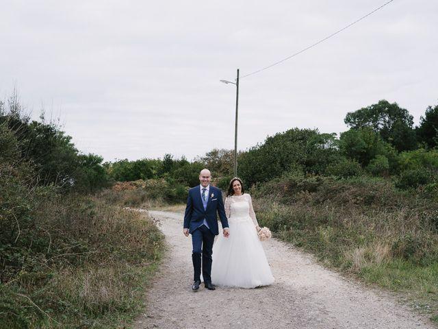 La boda de Víctor y María en Piedras Blancas, Asturias 49