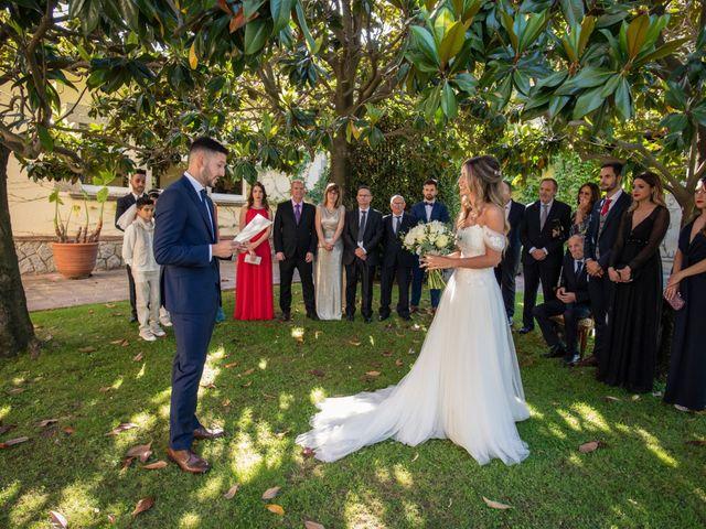 La boda de Cristian y Patricia en Premia De Dalt, Barcelona 7