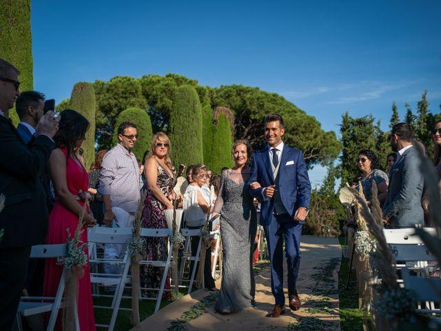 La boda de Cristian y Patricia en Premia De Dalt, Barcelona 9