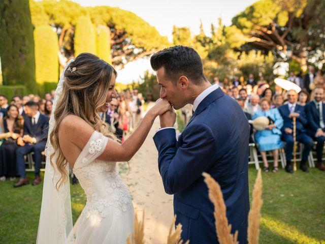 La boda de Cristian y Patricia en Premia De Dalt, Barcelona 1