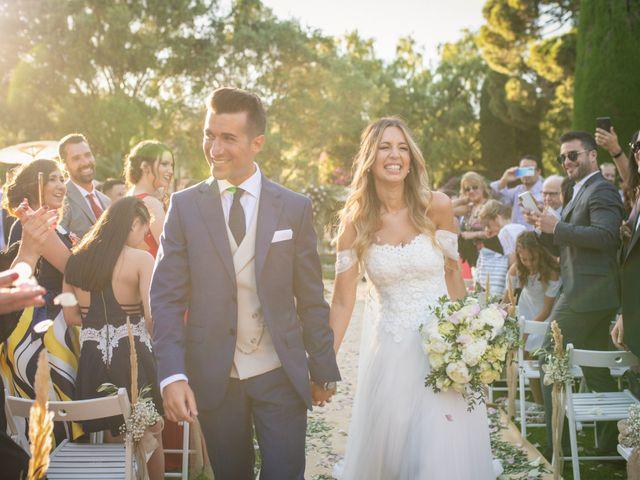 La boda de Cristian y Patricia en Premia De Dalt, Barcelona 12