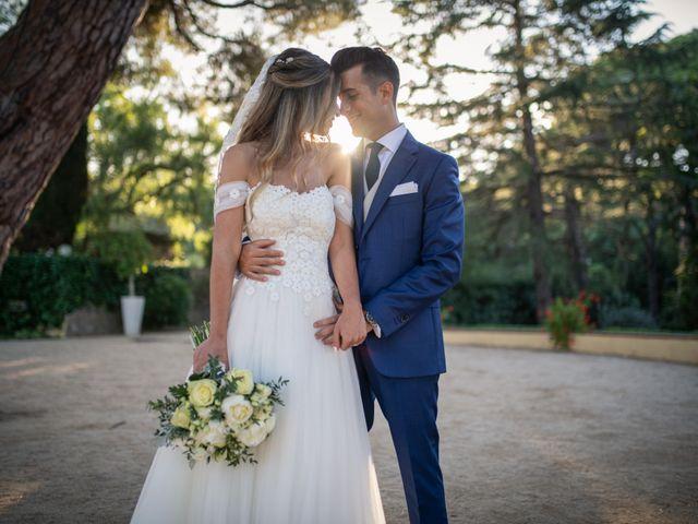 La boda de Cristian y Patricia en Premia De Dalt, Barcelona 15