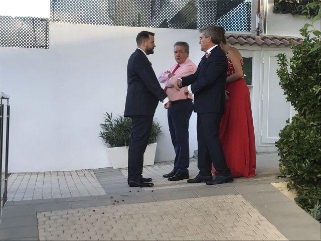 La boda de Carol  y Efrén en Valdilecha, Madrid 4
