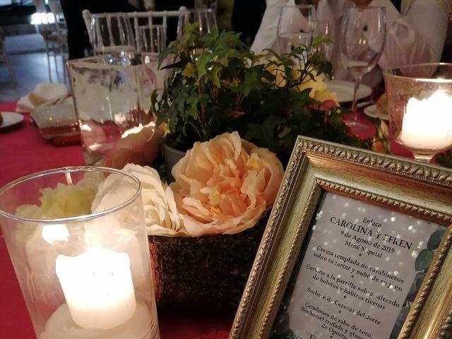 La boda de Carol  y Efrén en Valdilecha, Madrid 5