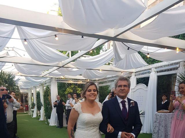 La boda de Carol  y Efrén en Valdilecha, Madrid 7