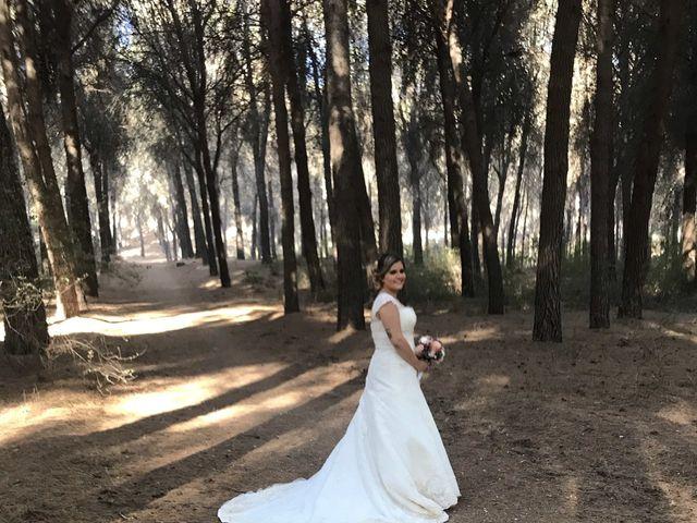 La boda de Carol  y Efrén en Valdilecha, Madrid 9