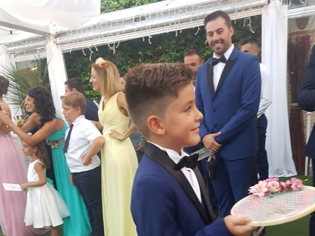 La boda de Carol  y Efrén en Valdilecha, Madrid 13