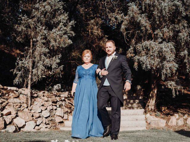 La boda de Javi y Eva en San Agustin De Guadalix, Madrid 24