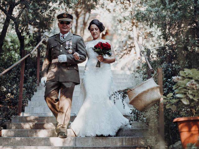 La boda de Javi y Eva en San Agustin De Guadalix, Madrid 28