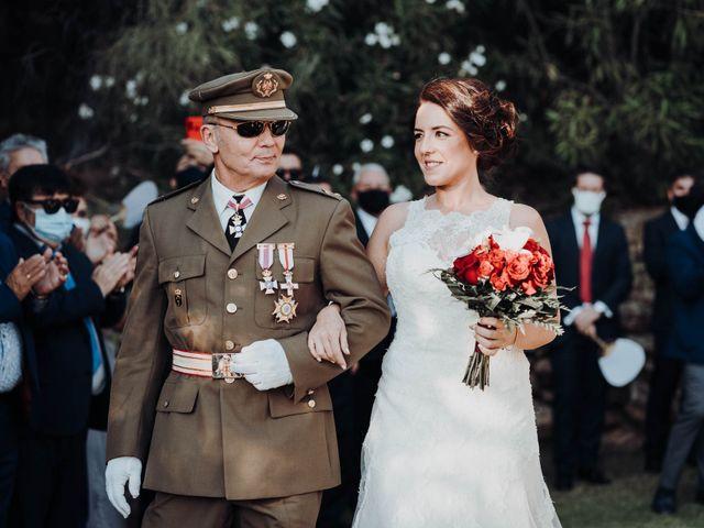 La boda de Javi y Eva en San Agustin De Guadalix, Madrid 29