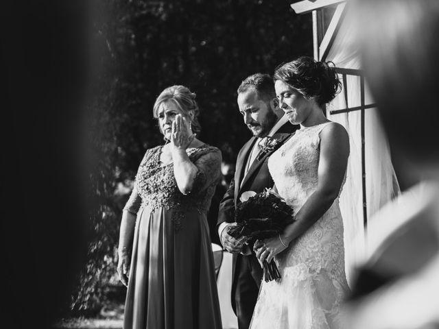 La boda de Javi y Eva en San Agustin De Guadalix, Madrid 34