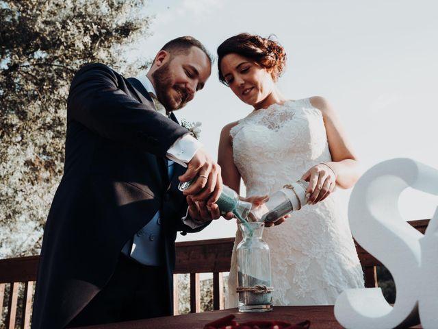 La boda de Javi y Eva en San Agustin De Guadalix, Madrid 41