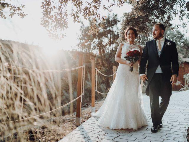La boda de Javi y Eva en San Agustin De Guadalix, Madrid 53