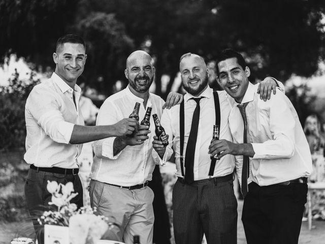 La boda de Javi y Eva en San Agustin De Guadalix, Madrid 59