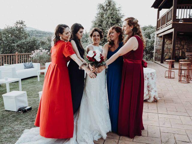 La boda de Javi y Eva en San Agustin De Guadalix, Madrid 60