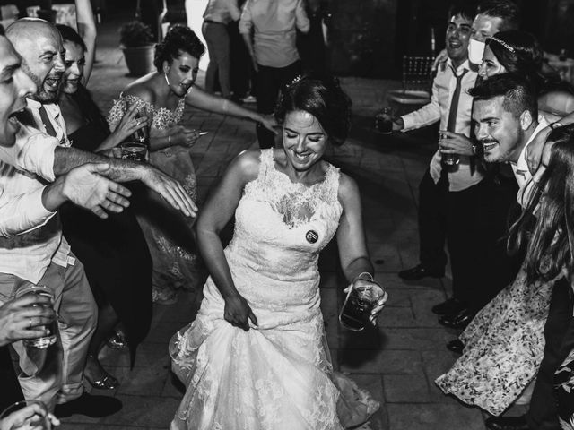 La boda de Javi y Eva en San Agustin De Guadalix, Madrid 77