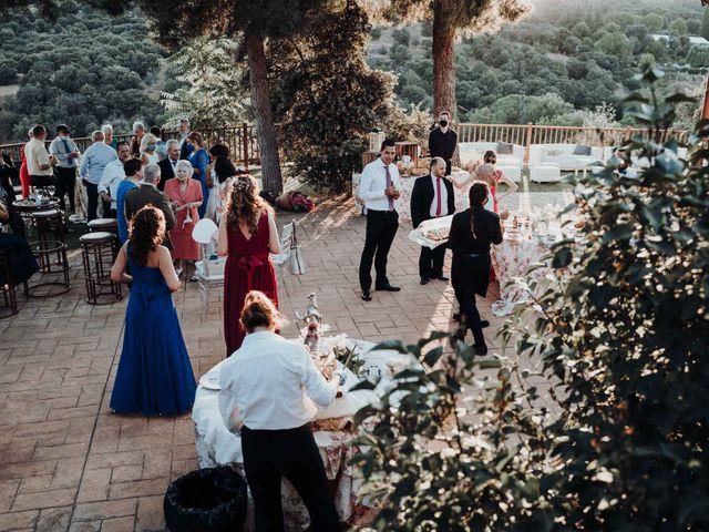 La boda de Javi y Eva en San Agustin De Guadalix, Madrid 81