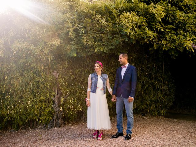 La boda de Carlos y Marta en Torrelodones, Madrid 1