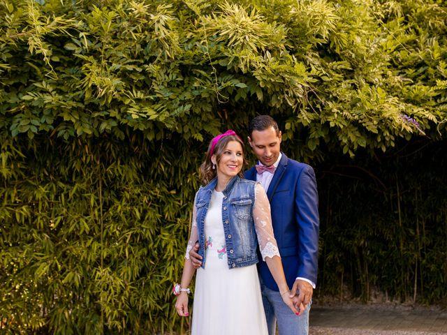 La boda de Carlos y Marta en Torrelodones, Madrid 2