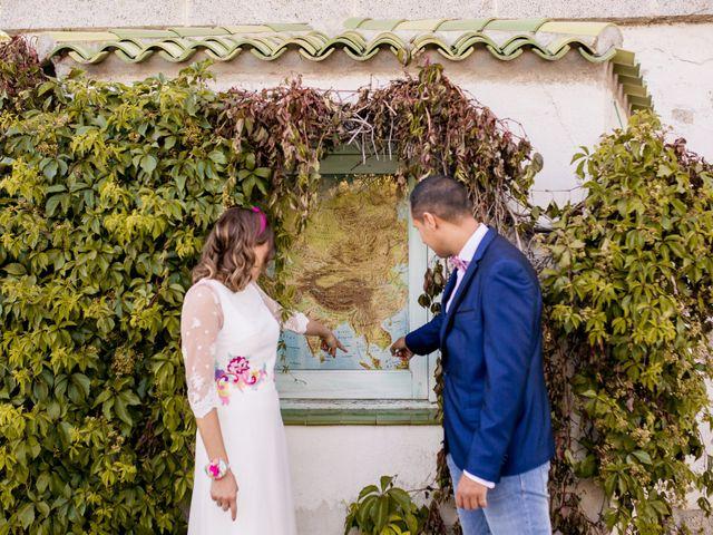 La boda de Carlos y Marta en Torrelodones, Madrid 3