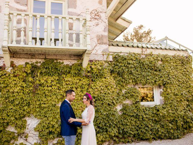 La boda de Carlos y Marta en Torrelodones, Madrid 5