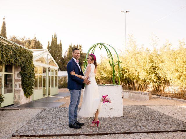 La boda de Carlos y Marta en Torrelodones, Madrid 6