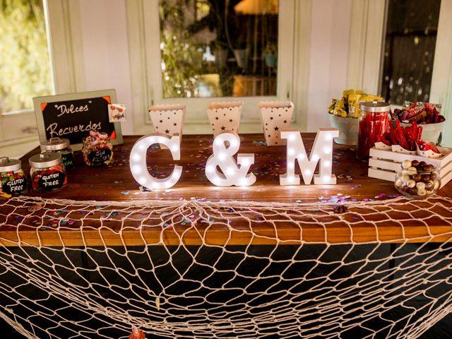 La boda de Carlos y Marta en Torrelodones, Madrid 13