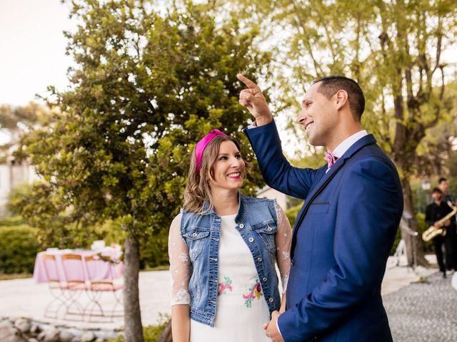 La boda de Carlos y Marta en Torrelodones, Madrid 19