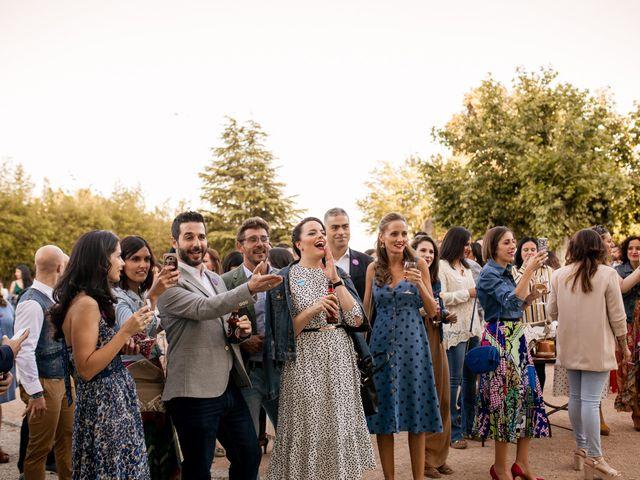 La boda de Carlos y Marta en Torrelodones, Madrid 20