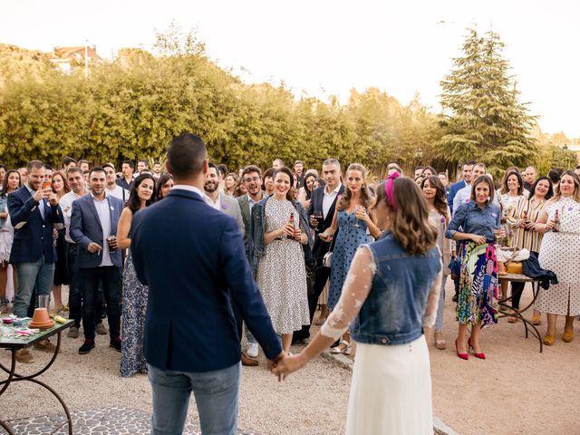 La boda de Carlos y Marta en Torrelodones, Madrid 21
