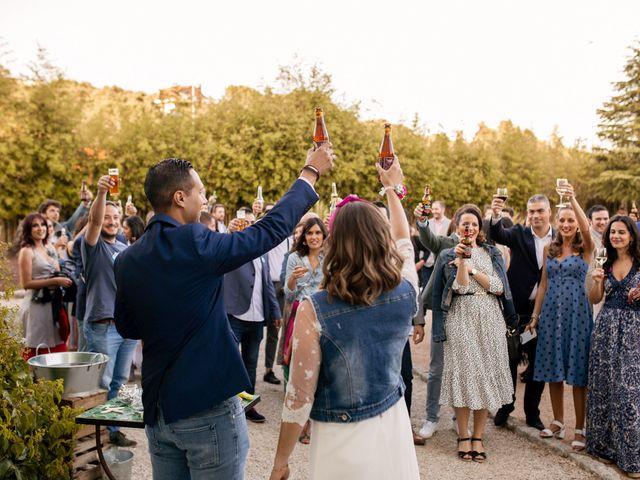 La boda de Carlos y Marta en Torrelodones, Madrid 22