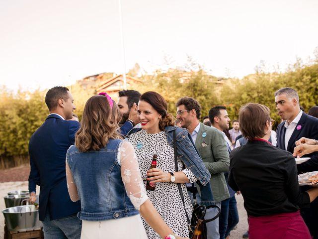 La boda de Carlos y Marta en Torrelodones, Madrid 23